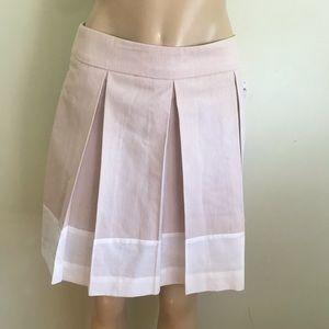 NWT Patrizia Luca chic stylish mini panel skirt